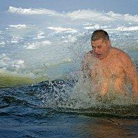 Праздник Крещения... :: Александр Бойко