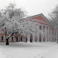 Бывший дом архиепископа :: Сергей Тарабара
