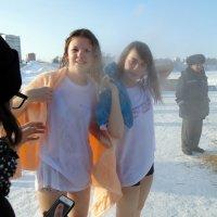 Девушки - сибирячки. :: Мила Бовкун