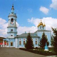 Церковь Крещения Господня в Коломне. :: Николай Кондаков