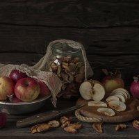 Про яблоки :: Ирина Елагина