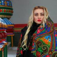 Русская краса :: Виолетта Бычкова