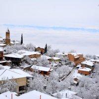 Сигнахи – небольшой городок в Кахетии. :: Anna Gornostayeva