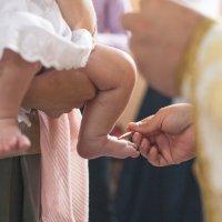 Таинство крещения :: Anna Gubina