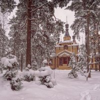 Зимнее :: Дмитрий Б.