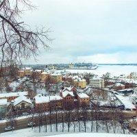 Вид на Нижний :: Ирина Лепнёва