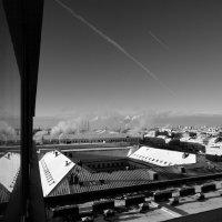 Над крышами Питера :: Виктор | Индеец Острие Бревна