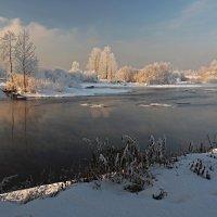 Впереди протока,дальше - острова... :: Александр Попов