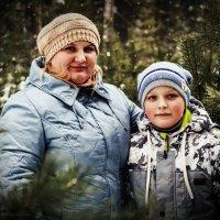 Мать и сын :: Марта Маркова