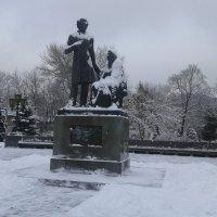 Пушкин и няня :: BoxerMak Mak