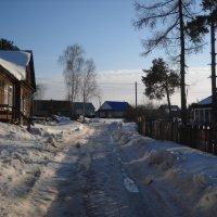 Вот эта улица вот этот дом :: Александр Попков