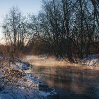 Морозное утречко :: Алёнка Шапран