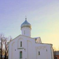 ГОСПОДИН ВЕЛИКИЙ НОВГОРОД :: Николай Гренков