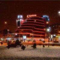 Т. Д. Арена в Новогоднюю ночь. :: Anatol Livtsov