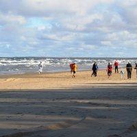 Пляжный футбол :: Александр Михайлов