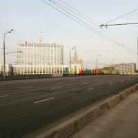 Дом Правительства РФ. :: Виктория Черненко