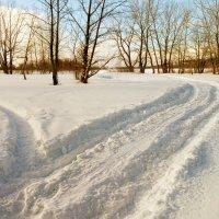 Самарский снег :: Александр Алексеев