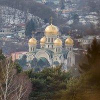 Свято-Никольский кафедральный собор.  Кисловодск. :: Александр Малышев