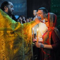 Таинство венчания :: Александр Шарапов