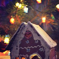 Пряничный домик)) :: Любовь