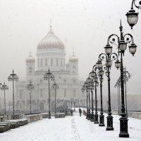 Снег :: Михаил Бибичков