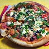 А давно мы что-то пиццу не едали.. :: Андрей Заломленков