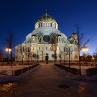 Морской собор :: Наталья Левина