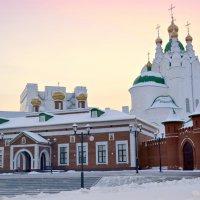 Троицкая церковь :: Natalia Alekseeva