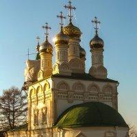 Рязань.Церковь Спаса на Яру :: Alexander Petrukhin