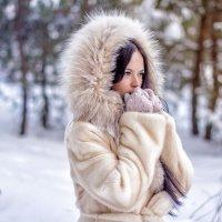 Мороз... :: Алена Карташова