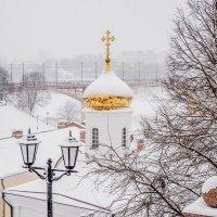 зимний Витебск :: Виктор Николаев