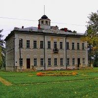 Усадьба в Вязёмах — это очень значимый архитектурный и литературный исторический памятник :: Владимир Ильич Батарин