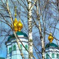 Купола :: Кулага Андрей Андреевич