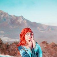 зимний сон :: Оксана Циферова