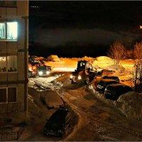 Большая снежная работа :: Кай-8 (Ярослав) Забелин