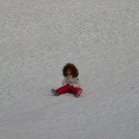 Зима - время года очень для детей подходящее :: Андрей Лукьянов