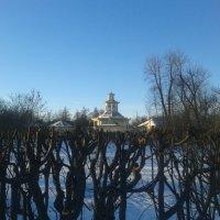 Китай-город в Пушкине :: Сапсан
