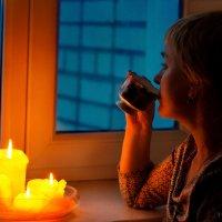 Одиночество в ночи :: Наталья Мячикова