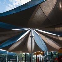 Навес над детской площадкой :: Kristina Suvorova