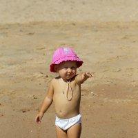 Песочный пляж :: Мария Самохина