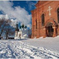 Церковь.Село Сидоровское. :: Олег