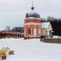 Казанский Женский монастырь :: Павлова Татьяна Павлова