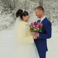 Зимняя сказка любви :: Мария Букина