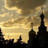 Небо над городом :: Валентина Харламова