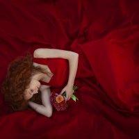 В Красном платье :: Ruslan Babusenko