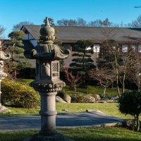 В Японском центре Культуры в Дюссельдорфе :: Witalij Loewin