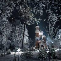 Зимняя сказка в Мире :: Sergey-Nik-Melnik Fotosfera-Minsk