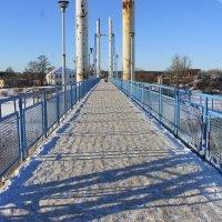 Да над реками мосты... :: Валентина ツ ღ✿ღ