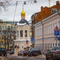 В городе :: Elena Ignatova