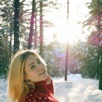 Мороз и солнце :: Светлана Деева